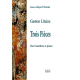 Three pieces for oboe and piano