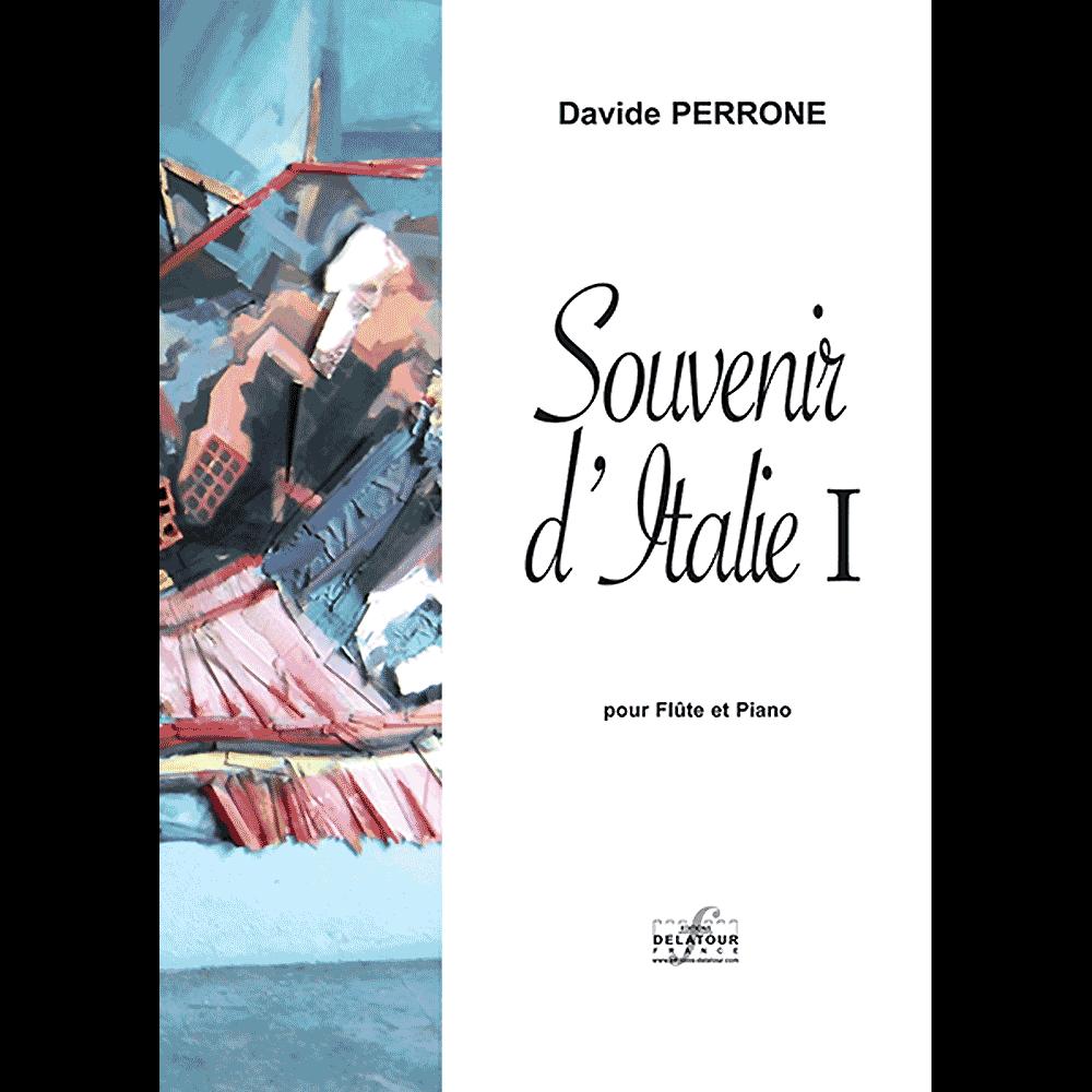 Souvenir d'Italie I für Flöte und Klavier