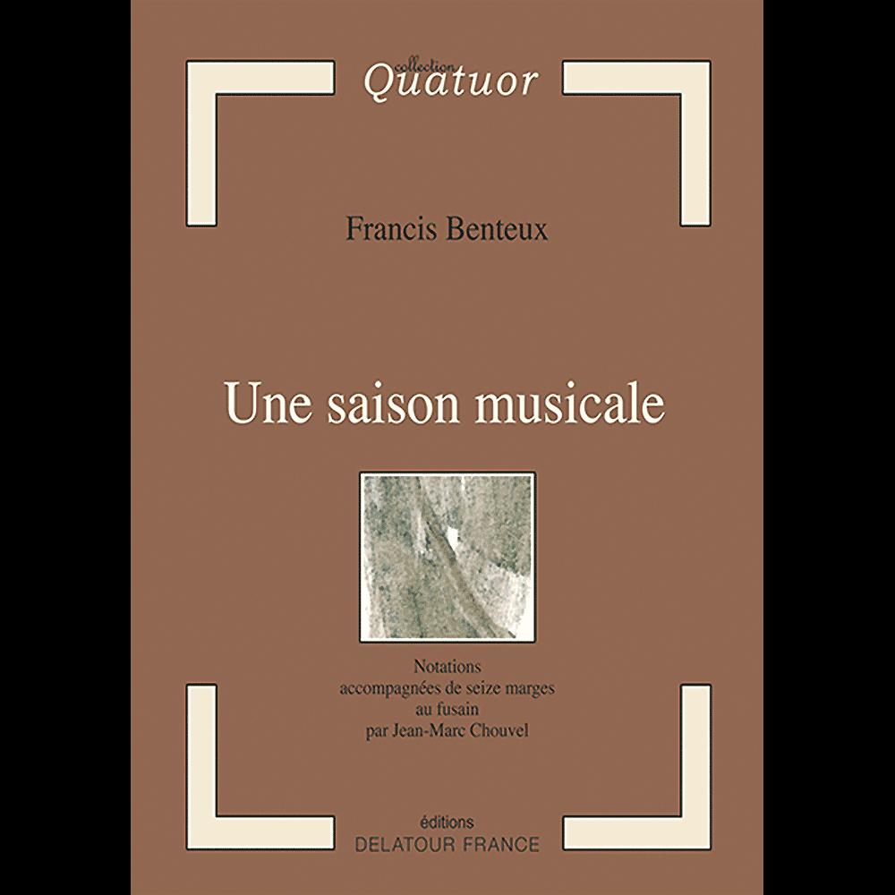 Une saison musicale