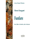 Fanfare for flute, clarinet, viola and bassoon