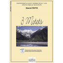 3 motets for choir (Edition with CD)