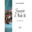 Souvenir d'Italie II for violin and piano