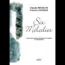 Six mélodies pour voix élevée et orchestre (Matériel d'orchestre)