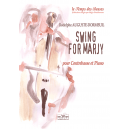 Swing for Marjy for double bass and piano