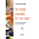 Du jazz encore et en cors for 4 french horns and piano