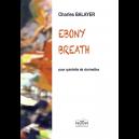Ebony breath for clarinet quintet