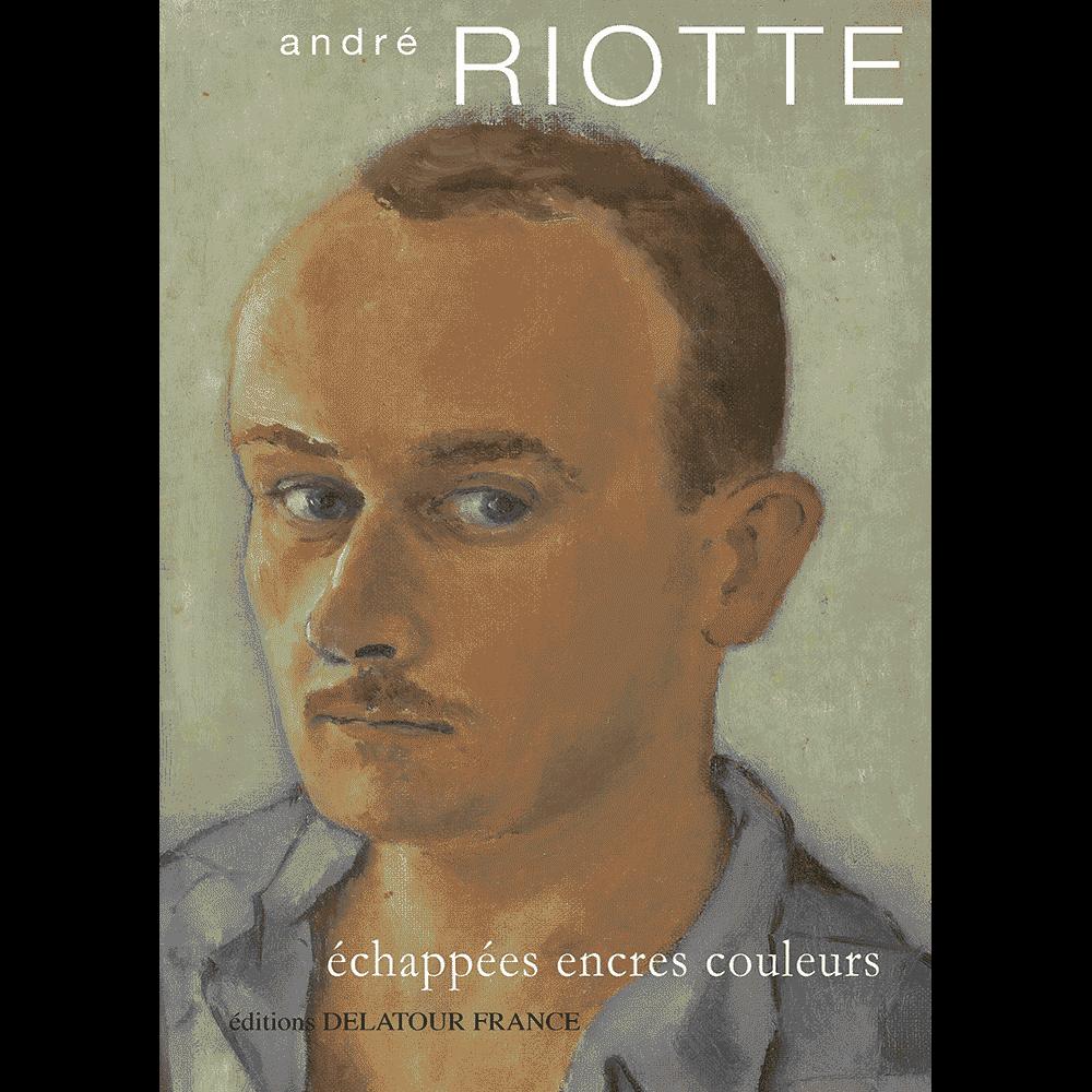 André RIOTTE - Echappées, encres, couleurs