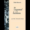 Vaguement brésilienne for flute, cello and guitar