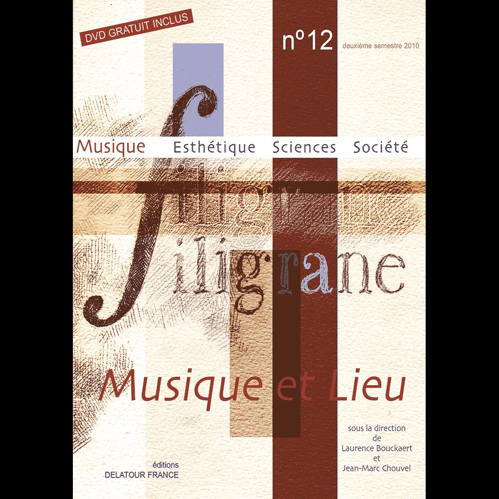 Revue Filigrane n°12 - Musique et Lieu