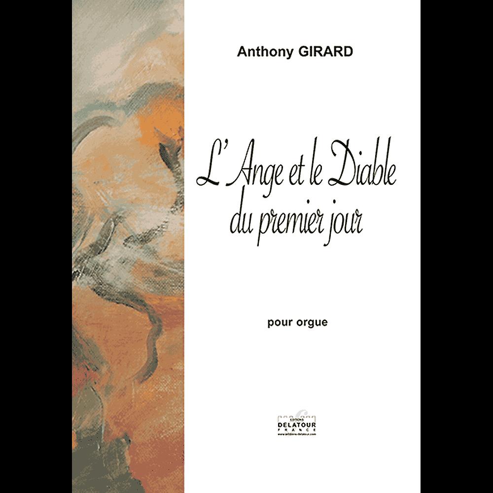 L'Ange et le Diable du premier jour für Orgel