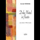 Dolce natal in flauto für Piccolo, 4 Flöten und Klavier