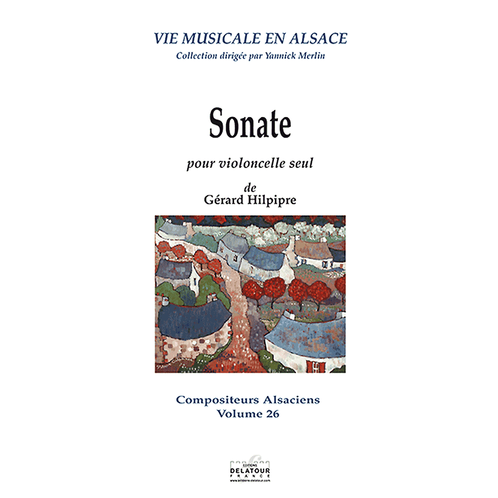 Sonate for cello solo