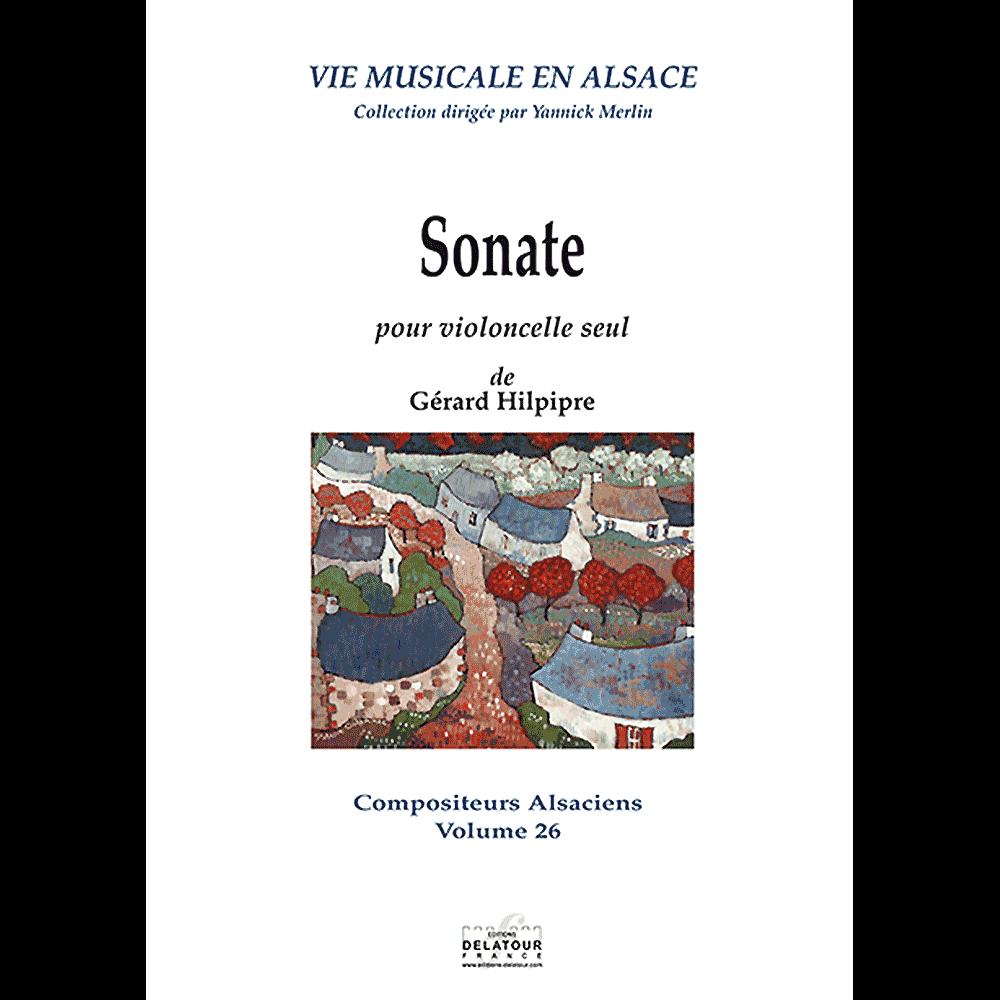 Sonate für Violoncello solo
