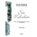 Six mélodies pour voix élevée et orchestre (Conducteur)