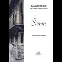 Samm pour soprano et piano