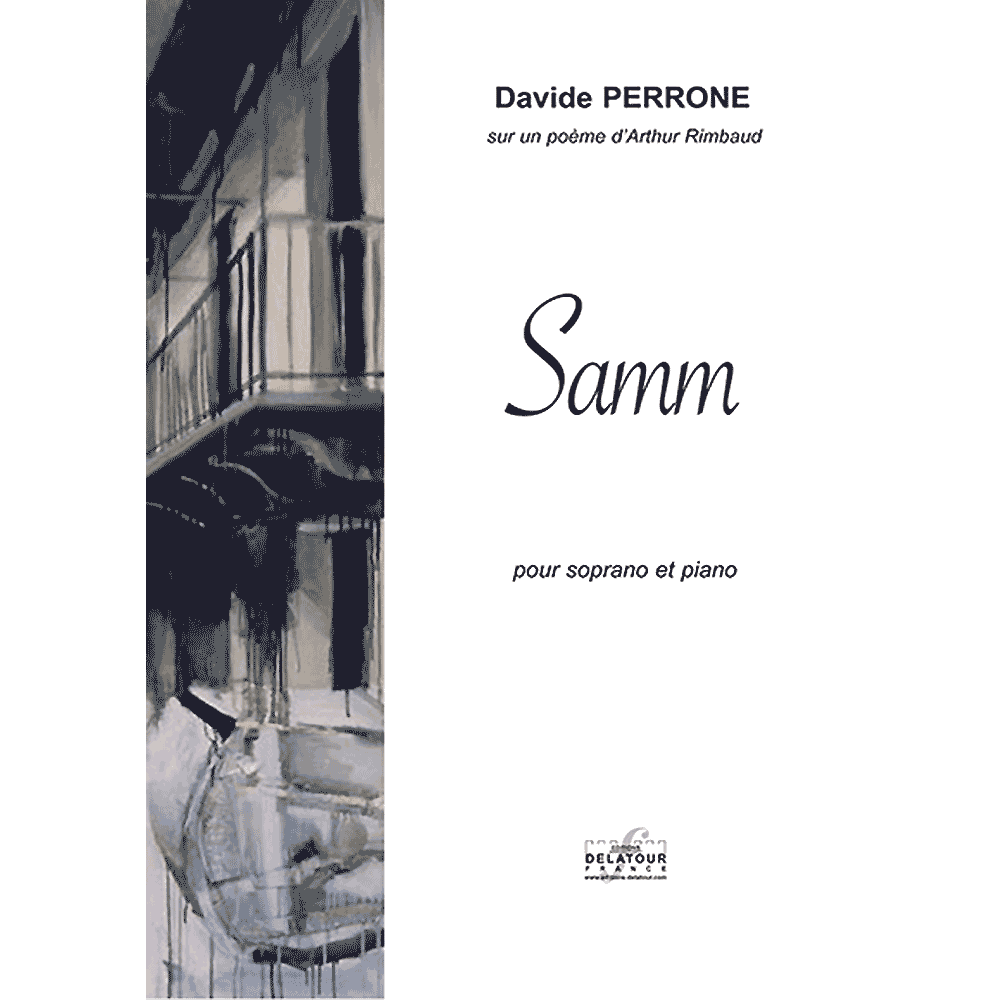 Samm for soprano and piano
