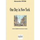 One Day in New York for trumpet and piano