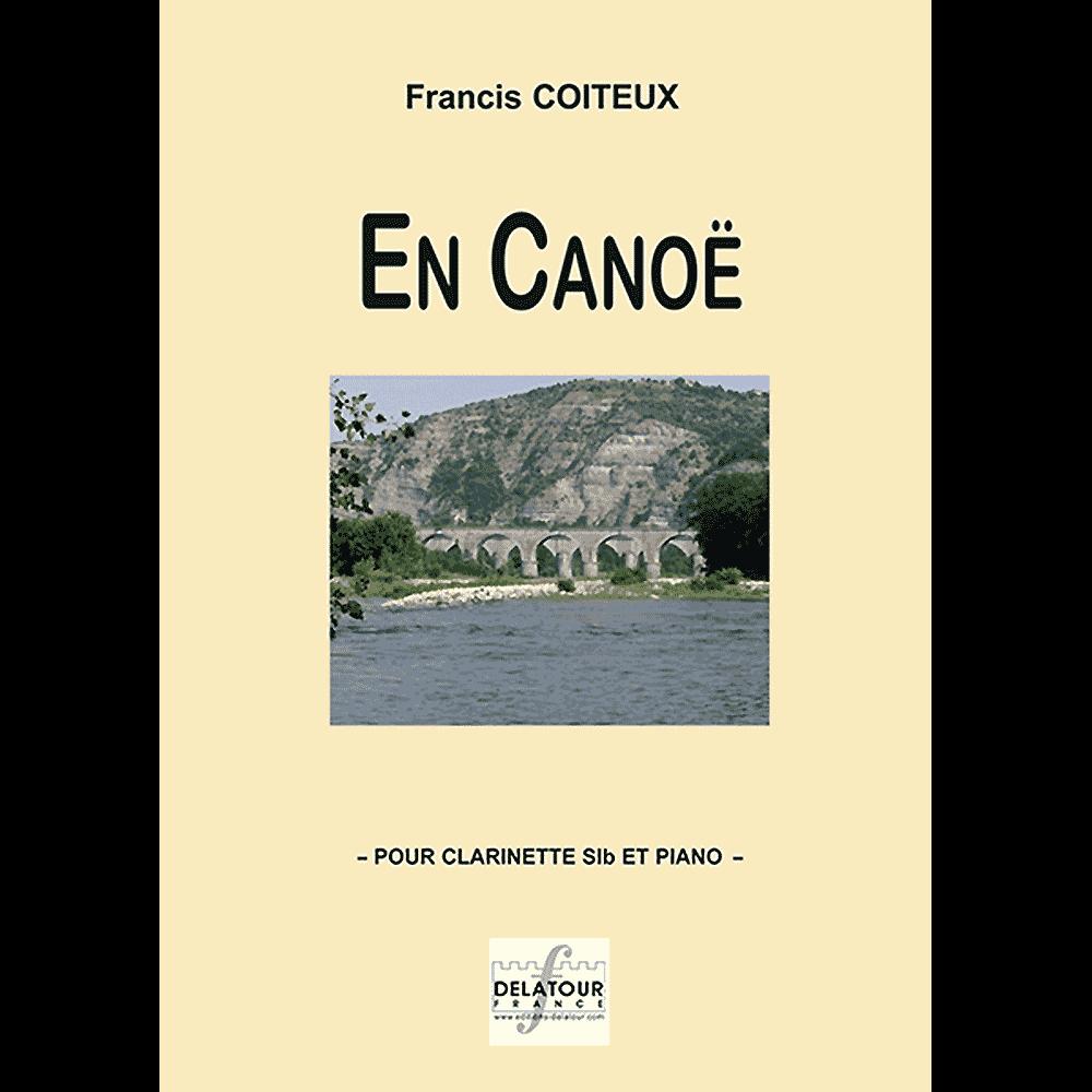En canoë für Klarinette und Klavier