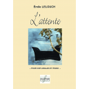 L'attente for english horn and piano