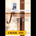 Revue Filigrane n°3 - La société dans l'écriture musicale - E-book PDF